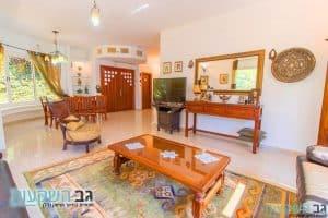 למכירה וילה 6 חדרים בנוי 180 מטר במושב מגדים תמונה 06