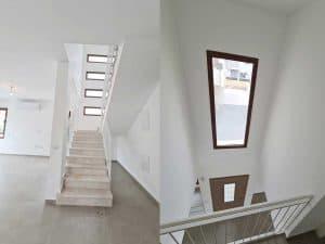 למכירה מיידי - דו משפחתי חדש בנייה פרטית (לא גרו בנכס), 250 מר - כולל 2 יחידות הורים, בעתלית - גב השקעות. (1)